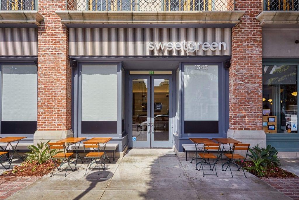 Sweetgreen Santa Monica, CA